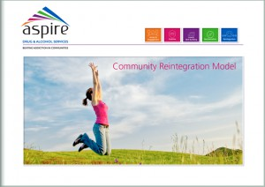 cover of Aspire brochure