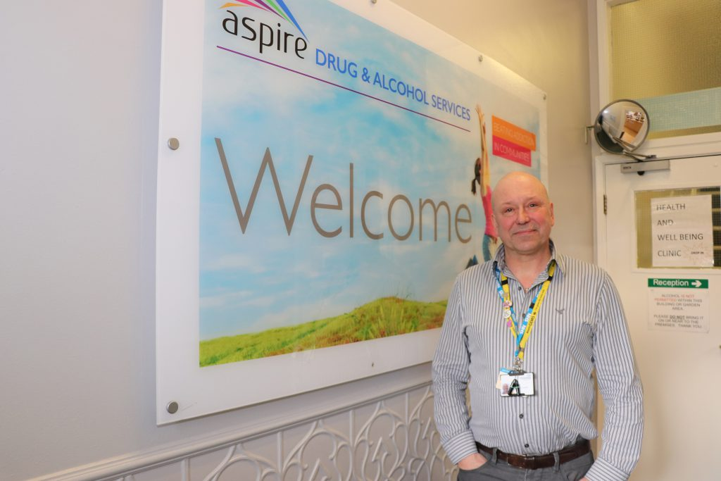 Stuart Green, Aspire Service Manager